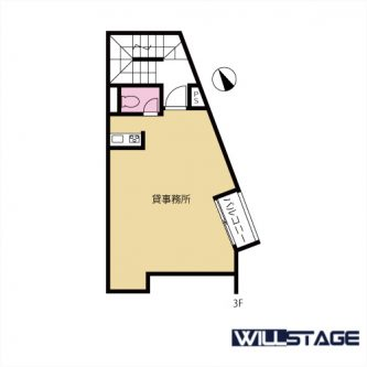 【募集】下北沢かどやビル 3階
