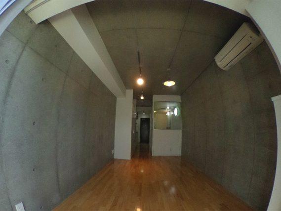 sidewalk下北沢 102号室360°写真UP