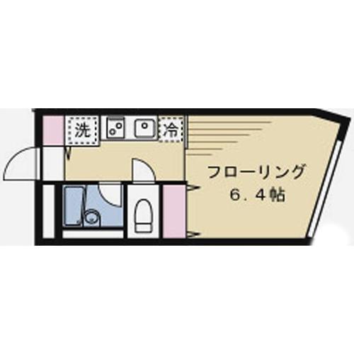 【募集】サニー永福 301号室