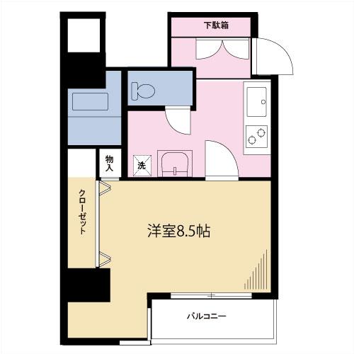 【募集】守山マンション 403号室