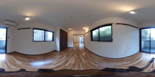 レジェーロ西麻布 202号室 360°写真(1)