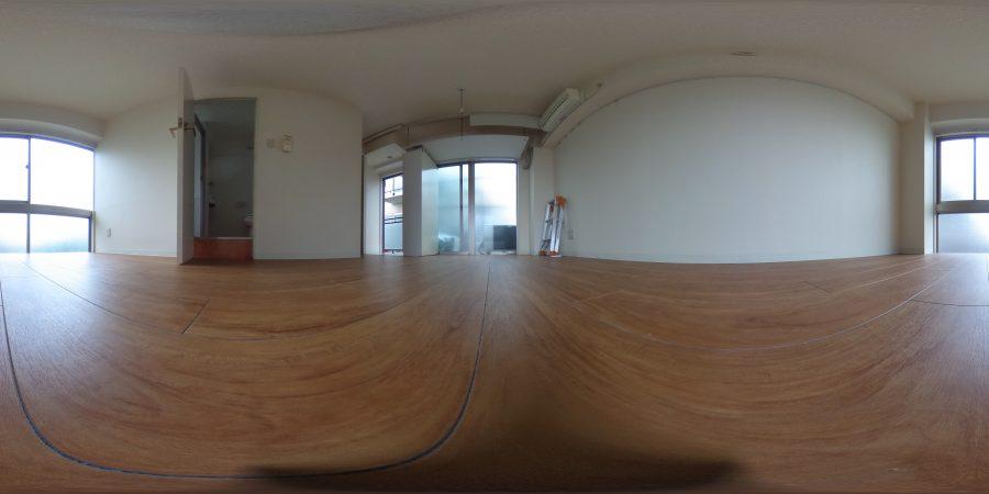 エトワールイスミ 303号室 360°写真