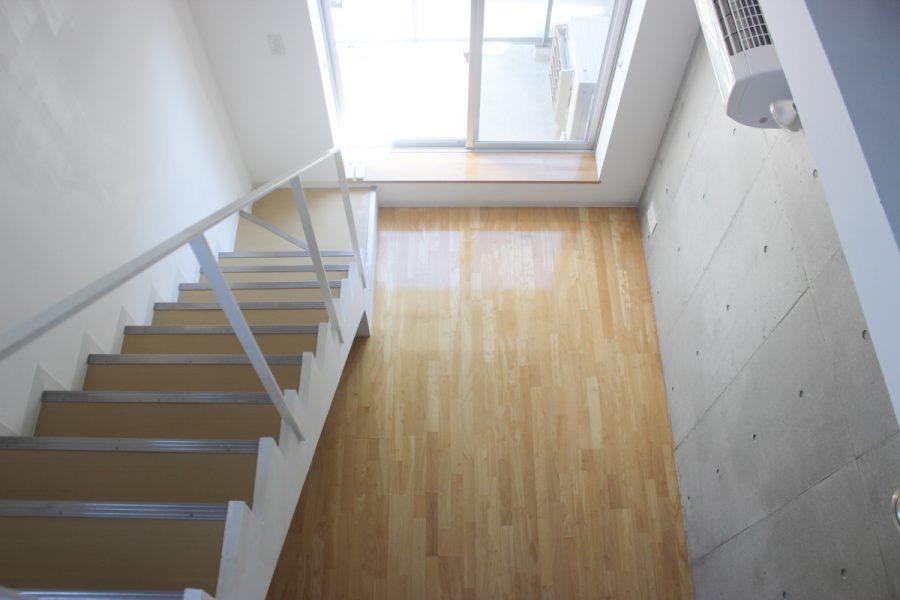sidewalk下北沢302号室360°写真(3)4階手摺部分