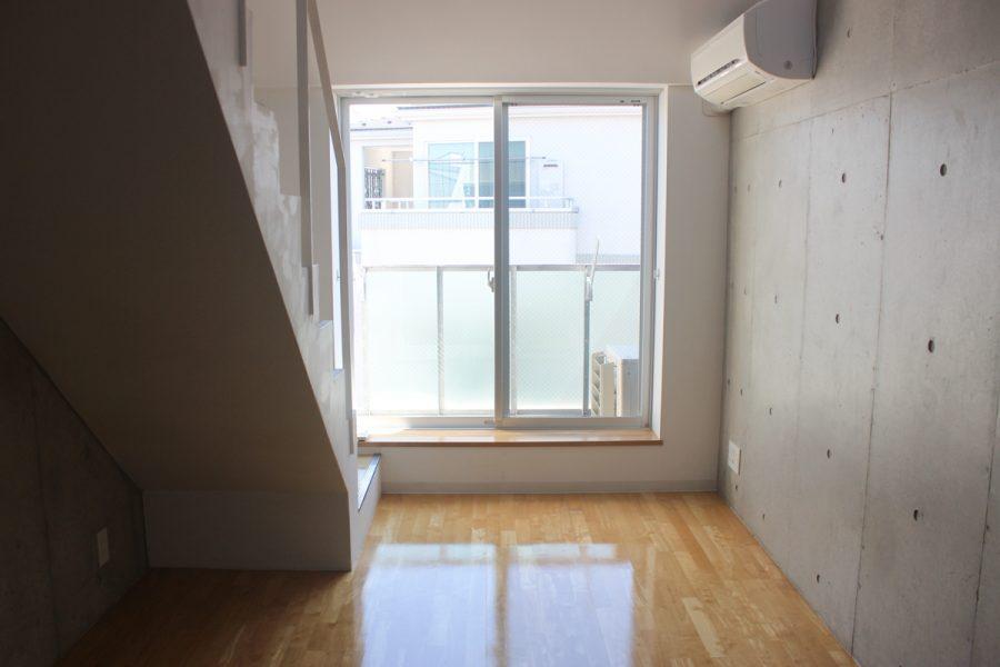 sidewalk下北沢302号室360°写真(1)3階から