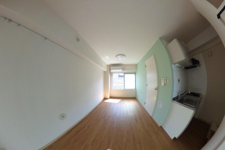 エトワールイスミ302号室360°パノラマ
