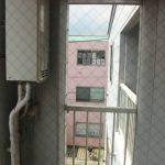 東北沢 ハイムヤマネ302 キッチン窓②