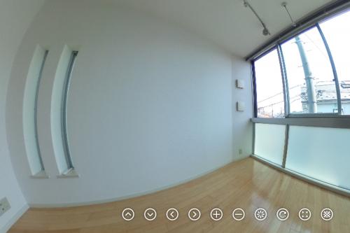 サニー永福 301号室360°パノラマ