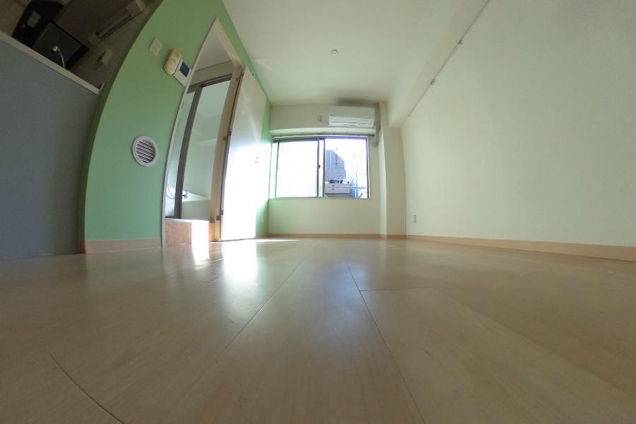 エトワールイスミ201号室 360°パノラマ写真