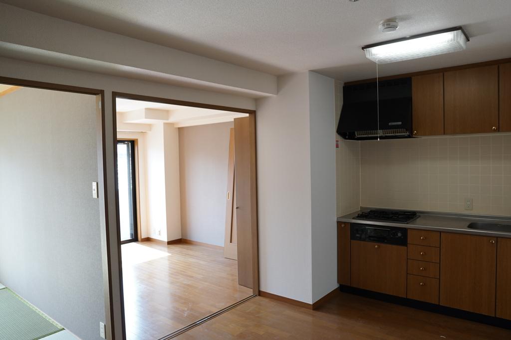 バウハウス秋城 302号室
