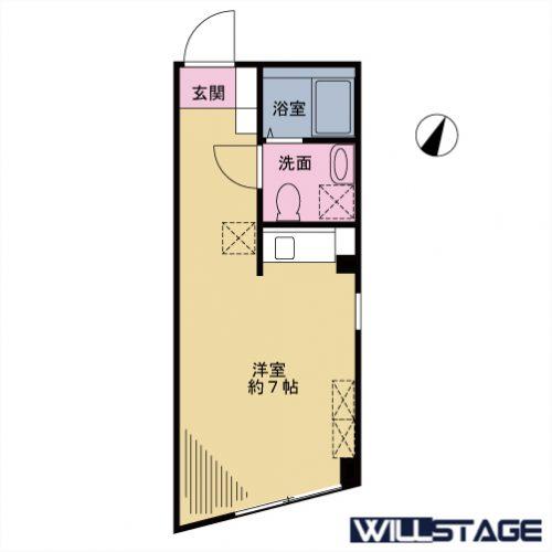 【募集】メゾンヤマネ 302号室