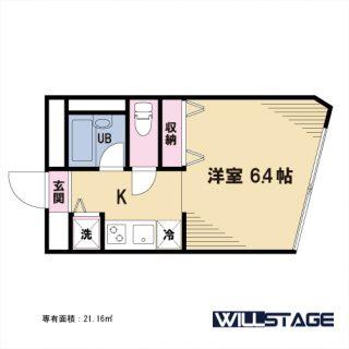 サニー永福 203号室